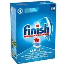 Finish Dishwasher Tablets - Pack 110